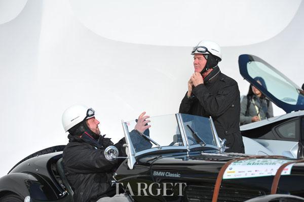 悦享澎湃激情 BMW传奇之作驭领2014长城经典车拉力赛