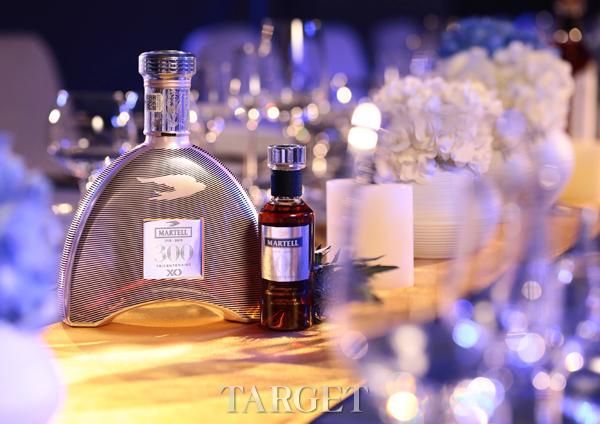 迎三百周年庆 马爹利携手TARGET在京举办限量版品鉴晚宴