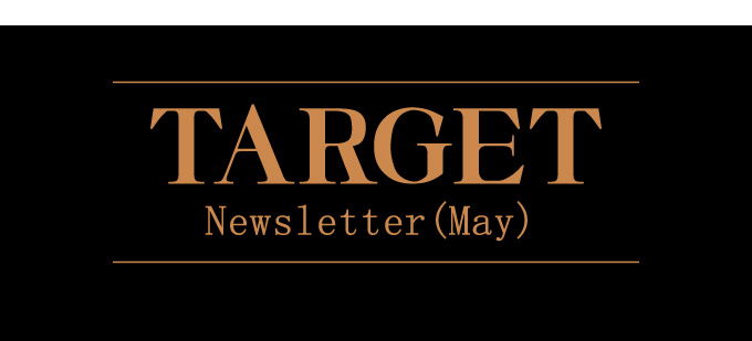 TARGET Newsletter(May)