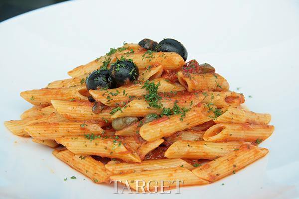 2015餐厅【目标之选】之最佳意餐厅候选:卡普里意大利餐厅