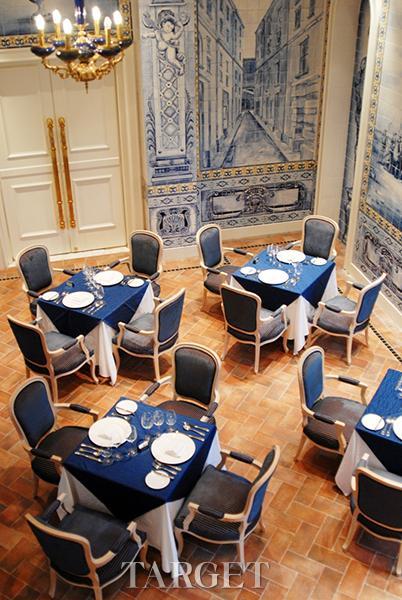 2015餐厅【目标之选】之最佳特色餐厅候选:贾梅士葡国餐厅