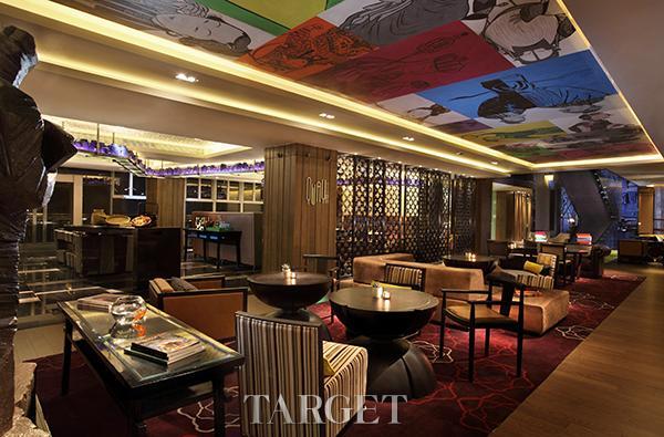 2015餐厅【目标之选】之最佳特色餐厅候选:江畔餐厅